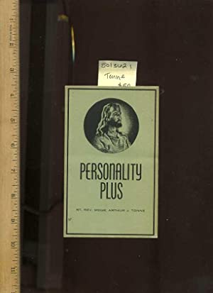 Personality Plus : How to Improve Your Personality with the Help of Jesus and Francis : a New ...