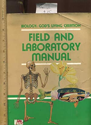 Field and Laboratory Manual : Biology : Stancel, Colette, Keith