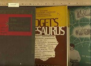 College Handbook of Composition ; Rogets Thesaurus: Woolley, Edwin C,