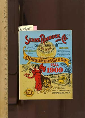 Sears Roebuck and Co Incorporated 1909 Catalog: Sears Roebuck and