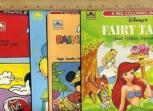 Walt Disneys Mickey Mouse : Trace and: Walt Disney, Golden