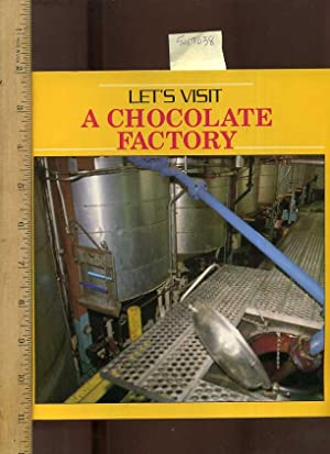Let's Visit a Chocolate Factory [Pictorial Children's Reader, Wonderful Insider ...