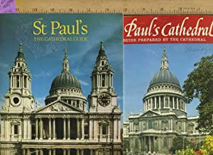 2 bks] St. Paul's : The Cathedral: Pitkin Pictorials Ltd.