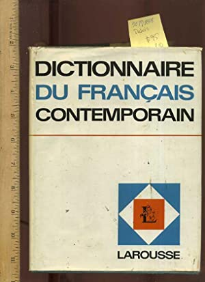 Dictionnaire Du Français Contemporain [giant Dictionary of: Dubois, Jean /