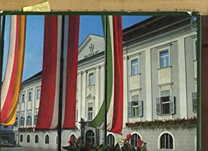 Klagenfurt [Oversized Pictorial Biography / German / Austrian Architecture, Community, ...