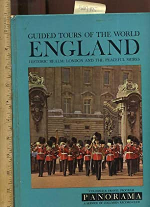 Guided Tours of the World : England : Historic Realm : London & the Peacful Shires : Colorslide...