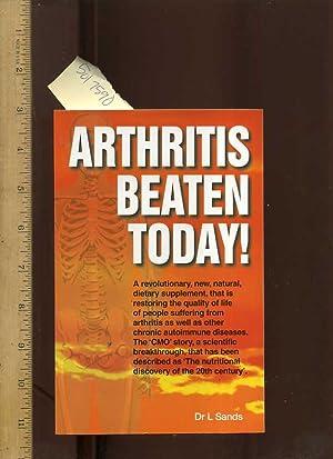 Arthritis Beaten Today: Sands, L.