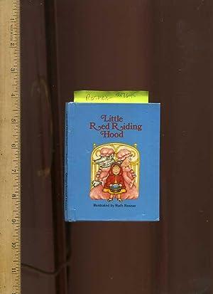 Little Red Riding Hood [Pictorial Children's reader,: Rosner, Ruth [illustrator]