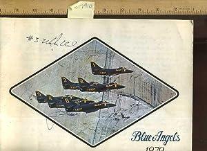 1979 Blue Angels Yearbook / Annual [pictorial: U S Navy