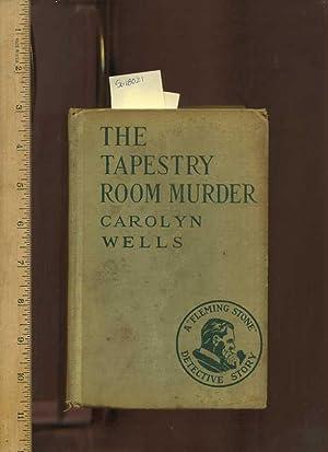 The Tapestry Room Murder : A Fleming Stone Detective Story [novel Suspense, Mystery, thriller]: ...