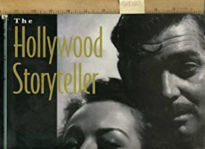 The Hollywood Storyteller [giant Pictorial Folio of Hollywood / Movie Stills, Coffee Table ...