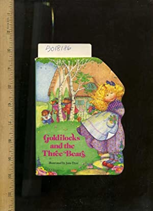 Goldilocks and the Three Bears [Pictorial Children's Reader, Cut Out Shape boardbook]: Dyer, ...