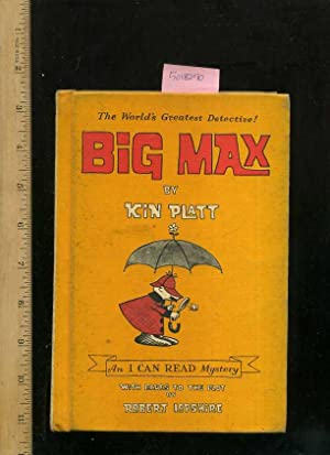 The World's Greatest Detective : Big Max : An I Can Read Mystery with Cludes to the Plot [...