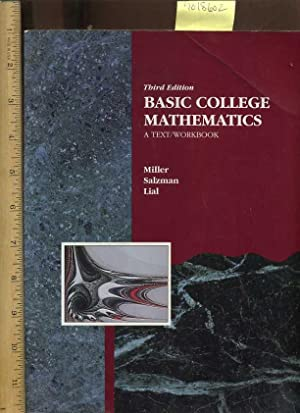 Basic College Mathematics a Text Workbook : Miller, Charles D.