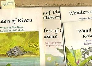 Wonders of Rivers / Wonders of the Rain Forest / Wonders of Plants and Flowers / Wonders of the ...