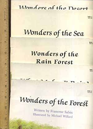 Wonders of the Rain Forest / What: Craig, Janet and