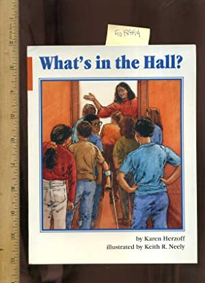 What's in The Hall ? [Pictorial Children's: Herzoff, Karen and