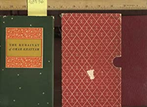 2 Bks of Khayyam] The Rubaiyat of Omar Khayyam [2 Different Special Editions of the Same Title, See...