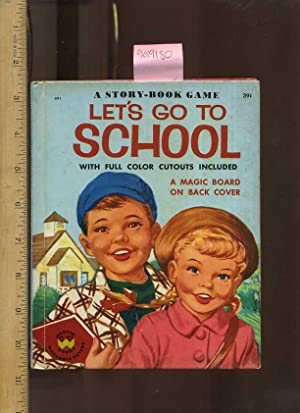 A Story Book Game : Let's go: Edwards, Annette /