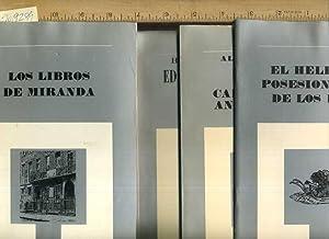 4 Books Series / Los Libros De: Fundacion La Casa