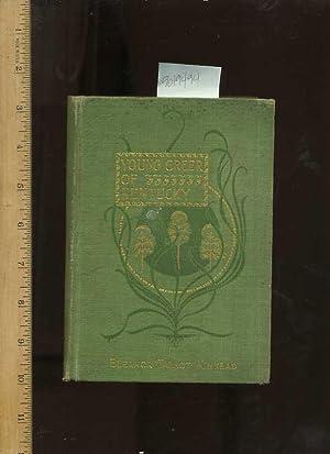 Young Greer of Kentucky : A Novel [antique Decorative Hardcover, 1895]: Kinkead, Eleanor Talbot / ...