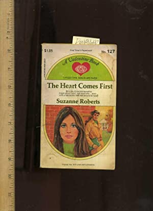 The Loveliest Librarian / The Heart Comes First: Roberts, Suzanne