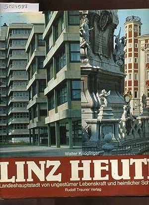 Linz Heute / Linz Today: Landeshauptstadt Von Ungestumer Lebenskraft Und Heimlicher Schonheit ...