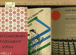 Contemporary Government of Japan /the Floating World in Japanese Fiction : Tales of the Ukiyo ...