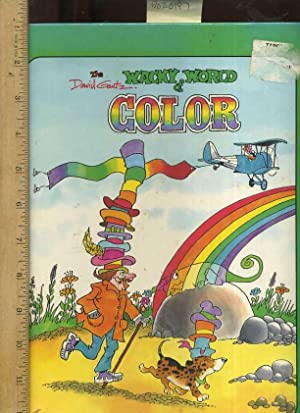 The David Gantz Wacky World of Colors [Pictorial Children's reader]: Gantz, David