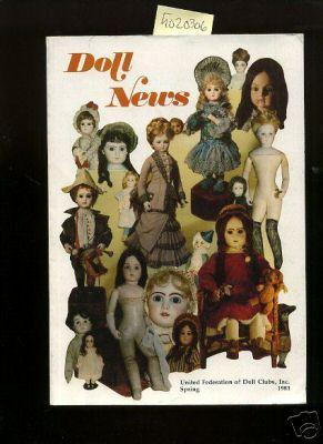 Doll News : Volume 32 No. 2: Whorton, Judith, Editor
