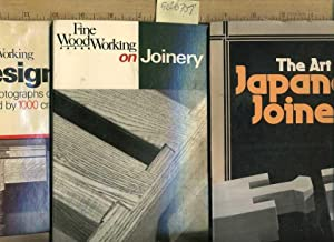 The Art of Japanese Joinery : 0834815168 / Fine Woodworking on Joinery : 0918804256 / ...