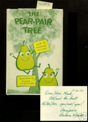 The Pear Pair Tree [Pictorial Children's Reader, Shows How Words That Sound the Same are ...
