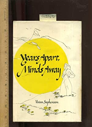 Years Apart Minds Away [poignant Love Narrative, Fascinating glimpse Into the Mind and Emotions of ...