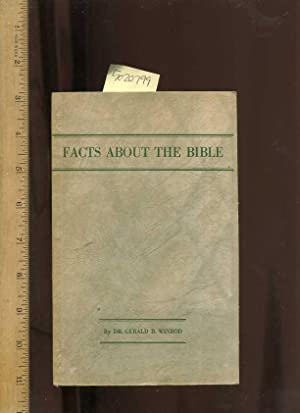 Facts About the Bible [religious Readings, Inspiration, Devotion, Study, Worship, Traditional and ...