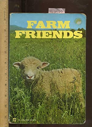 Farm Friends : A Golden Book [Pictorial Children's Reader, Learning to Read, Skill Building, ...