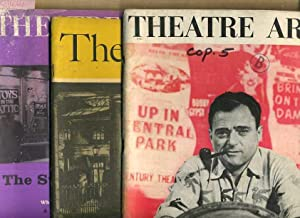 15 Periodicals/series] Theatre Arts : a Complete: Editors / Publishers