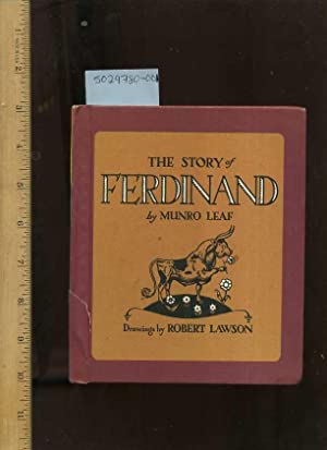 The Story of Ferdinand [Pictorial Children's Reader, Bull Story] 1964 Edition: Leaf, Munro / ...