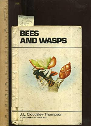 Bees and Wasps [Pictorial Children's Reader, Learning to Read, Skill Building, Children's...