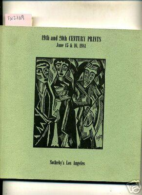 Sale 310 : Fine 19th and 20th: Sotheby's / Sotheby