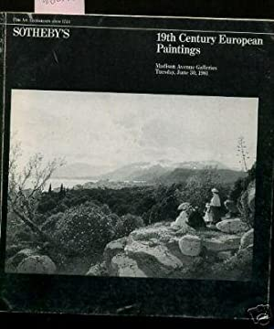 Sale 4660 M : 19th / Nineteenth Century European Paintings : Various Owners : Penn State ...