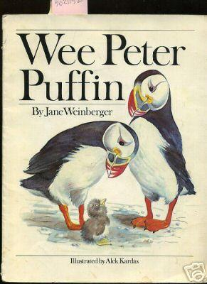 Wee Peter Puffin [Pictorial Children's Reader, Learning to Read, Skill Building, Water Birds, ...
