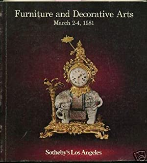 Sale 298 Volume I : Furniture and decorative Arts : Property of Various owners : Near Far Eastern ...