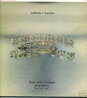 Sale 45 : Catalog of Fine and Antique Jewellery : Property of Various Owners Private Collection ...
