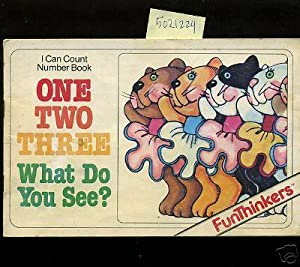 I Can Count Number Book : One Two Three What Do You See ? [Pictorial Children's Reader, ...