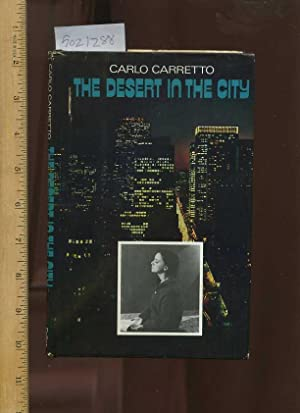 The Desert in the City [spiritual Self Help, Prayer]: Carretto, Carlo