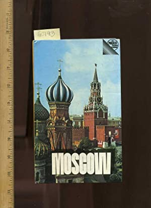 Moscow [travel Biography of the Famous Capitol: Chernov, Vladimir /
