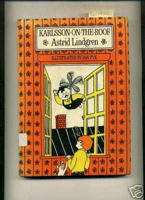Karlsson On The Roof [Pictorial Children's Reader,: Lindgren, Astrid /