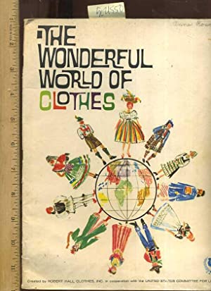 The Wonderful World of Clothes [Pictorial Children's Reader, Learning to Read, Skill Building,...