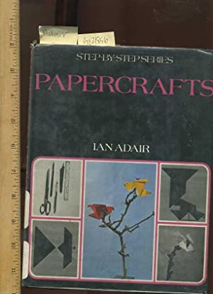 Step By Step Series : Papercrafts / Paper Crafts [pictorial How to of Craft Projects and ...