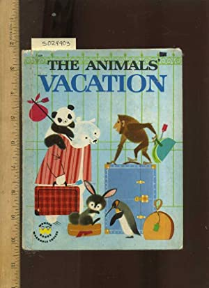 The Animals' Vacation [Wonder Books, Washable Covers Pictorial Children's Reader, ...